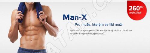 Aktivace balíčku MAN-X na 1 měsíc