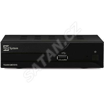 DVB-T2 přijímač TeleSystem TS6811 T2 HEVC