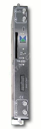 ALCAD TQ-533_ DVB-S, S2 / DBV-C transmodulator, CI