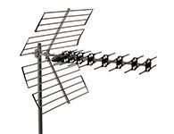 ALCAD MX-046 anténa UHF