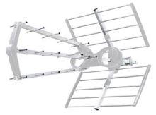 ITS anténa venkovní Triplex UHF EK80 L 15 dB