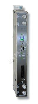 ALCAD TO-559 digitální OFDM přijímač FTA, stereo VSB modulátor C2-C69, BG/DK