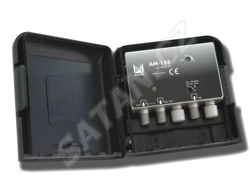 ALCAD AM-155 1 vstup, UHF, 32dB