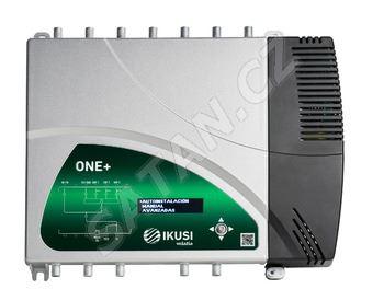 IKUSI ONE+_ digitální programovatelný zesilovač, LTE