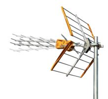TELEVES 149201_  Vzenit UHF anténa, kanál 21-58/59/60, 15 dB