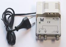 ALCAD AL-105_ zdroj pro AM zesilovače, 12V/100 mA