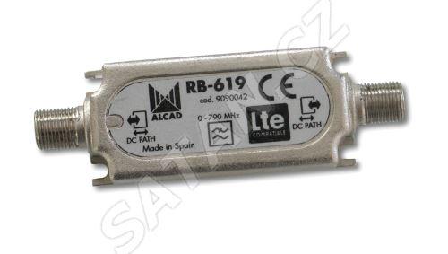 RB-619 filtr 0-790 MHz