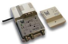 ALCAD CA-215 2 výstupy, (47-400, 470-862 MHz), G=24 dB, reg., .