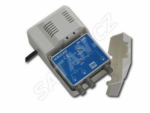 AI-240 zesilovač, 1 vstup VHF/UHF, 2 výstupy