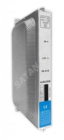 ALCAD FA-410 zdroj pro max. 10 x MS-551 a PA-720