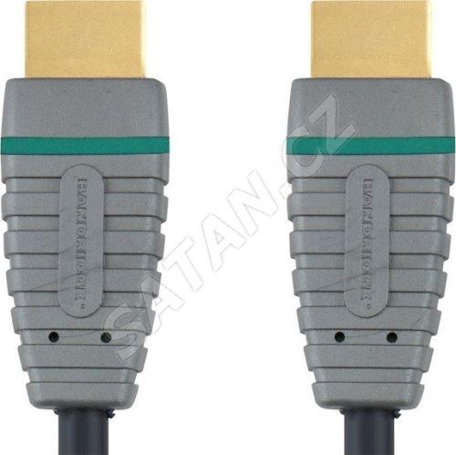 Bandridge HDMI digitální kabel, 2m, BVL1002