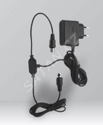 UNI150_ univerzální zdroj s nap. vyhybkou+5V, 170 mA pro napájeni antén FUNKE