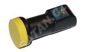 TESLA quad LNB konvertor TL-400 s LTE filtrem