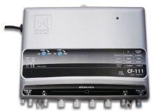 ALCAD CF-111_ zesilovač linkový, TV, 38 dB, zpětný kanál 5-30 MHz