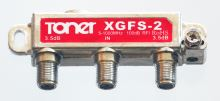 TONER XGFS-2_ rozbočovač 1/2, 3.8dB