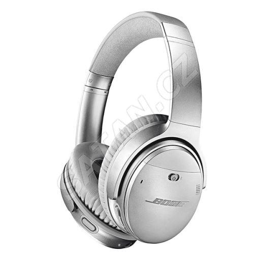Bose QuietComfort 35 II, Wireless, Headphone, SILVER, WW