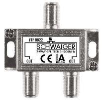 Rozbočovač Schwaiger VTF 8822