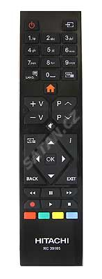 Dálkový ovladač TV Finlux 39105 RC, 4390 RC