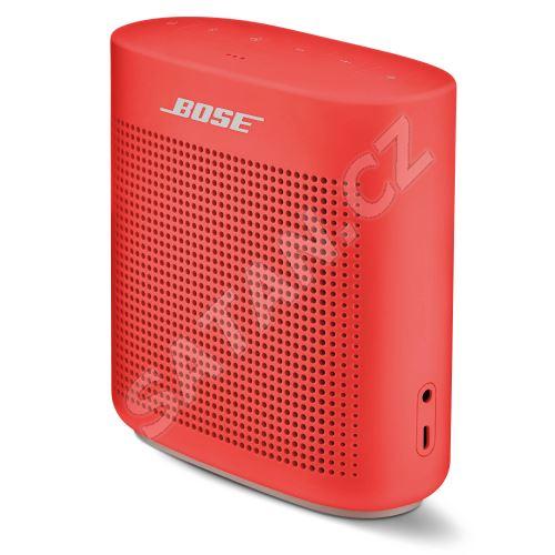 BOSE Soundlink Color II - červený