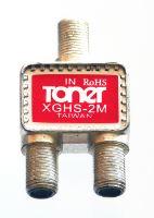 TONER XGHS-2M_ rozbočovač 1/2, 3.8 dB