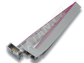 ALCAD LT-100 propojení napájení mezi stanicemi nových modolů, délka 0,5m