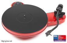 PRO-JECT RPM 3 CARBON + 2M red