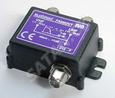 Slučovač pásmový I015-PF