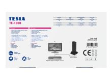 TESLA TE-1000 vnitřní/venkovní anténa pro DVB-T2 signálu, 470-790 MHz, 23 dBi