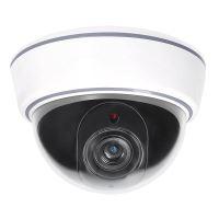 Solight maketa bezpečnostní kamery, na strop, LED dioda, 3 x AA