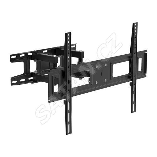 """Solight střední dvouramenný konzolový držák pro ploché TV od 76cm - 177cm (30"""" - 70"""")"""