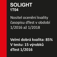 Solight alkohol tester profi, 0,0 - 3,0‰ BAC, citlivost 0,1‰, barevný displej, automatické čištění
