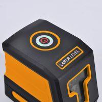 Solight laserová vodováha - červený laser