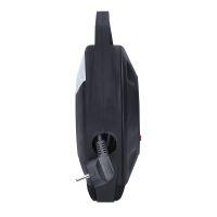 Solight prodlužovací přívod na bubnu, 4 zásuvky, 10m, černý kabel, 3x 1,0mm2