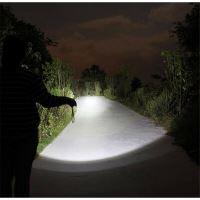Solight nabíjecí LED svítilna, 1000lm,  fokus, 2800mAh Li-Ion, USB, dárkové balení